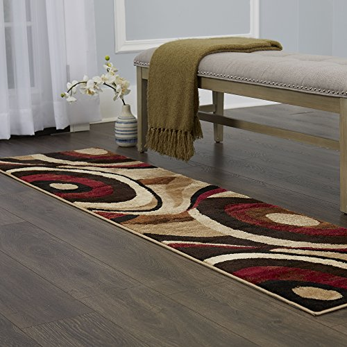 Home Dynamix HD5382-539 Tribeca Slade Modern Runner Area Rug 26