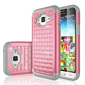 Amazon Com Galaxy Sky Case J3 J3 V Case Express Prime