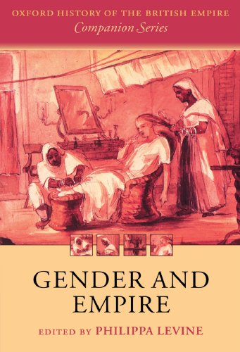 Gender and Empire (Oxford History of the British Empire Companion Series) (The British Empire Levine compare prices)