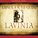 Lavinia Audiobook by Ursula K. Le Guin Narrated by Alyssa Bresnahan