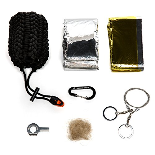 Paracord-Pouch--Premium-Emergency-Shelter-Survival-Kit-with-Rescue-Blanket-and-Sleeping-Bag-Survival-Bag-with-Survival-Blanket-for-Ultralight-Backpacking-Car-Tactical-Tent-by-The-Friendly-Swede