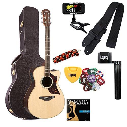 Yamaha Cutaway Guitar - 6