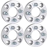 ECCPP Wheel Spacers Adapters (4) 25mm 4x4.5 to 4x100 1