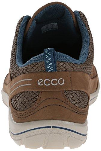Ecco ECCO ARIZONA - Zapatillas De Deporte Para Exterior de piel mujer Marrón (BIRCH/SEA PORT59272)