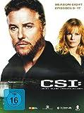 CSI: Crime Scene Investigation - Season 8.2 (3 DVDs)