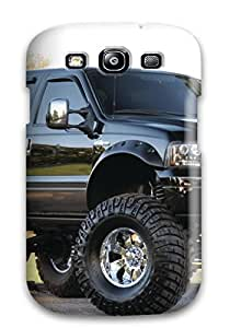Ideal Matt C Brown Case Cover For Galaxy S3(ford), Protective Stylish Case
