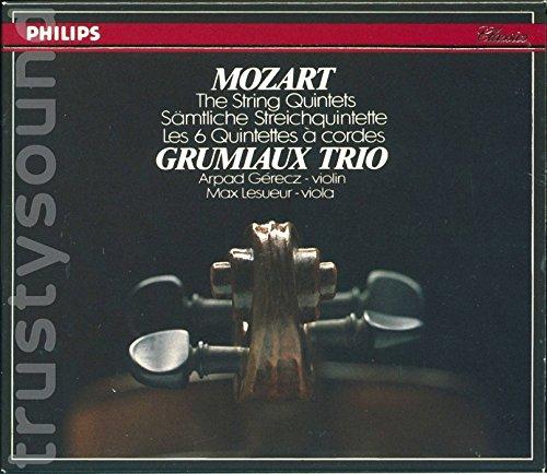 Grumiaux Trio - W. A. Mozart: The String Quintets
