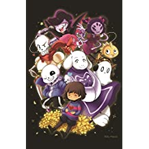 Undertale - Ragtag Group Custom Home Decoration Art Photo Poster Prints 20 x 30 Inch Wall Sticker