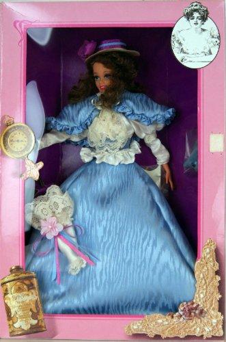 (Mattel Great Eras Gibson Girl Barbie Doll)