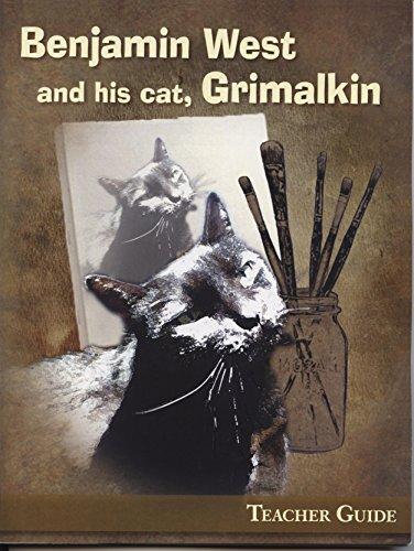 Benjamin West and His Cat, Grimalkin
