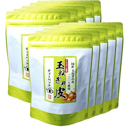 Japanese Tea Shop Yamaneen Leather Of Onion-Tea Teabag 2G X 30packs x 10packs by Japanese Tea Shop Yamaneen