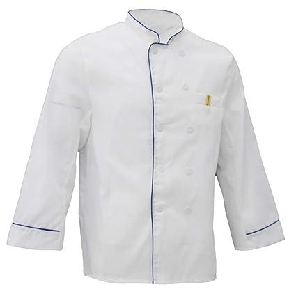 pretty nice d4d78 6739f Homyl Abbigliamento Giacche Cuoco Cucina Abiti Da Lavoro Hotel Ristorante  Panno - XXXL