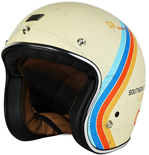 Origine Helmets origine Primo Pacific talla L Casco blanco