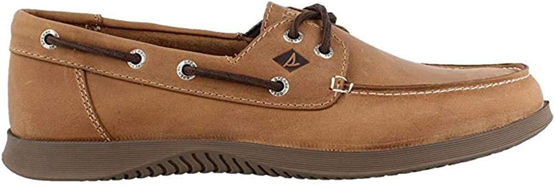 Sperry Men's Defender Boat Shoe, Tan