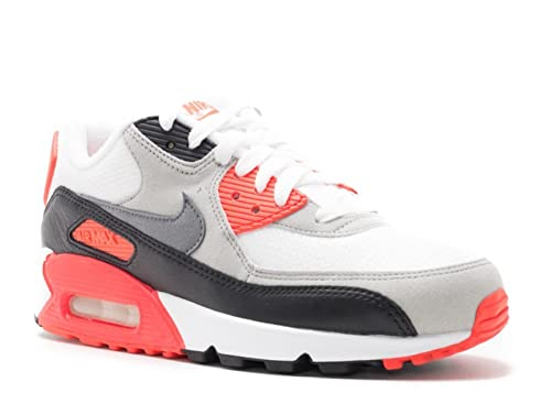 detailed look 3e076 37d59 Nike Air Max 90 OG Infra Red Mesh Womens Lifestyle Shoe ...