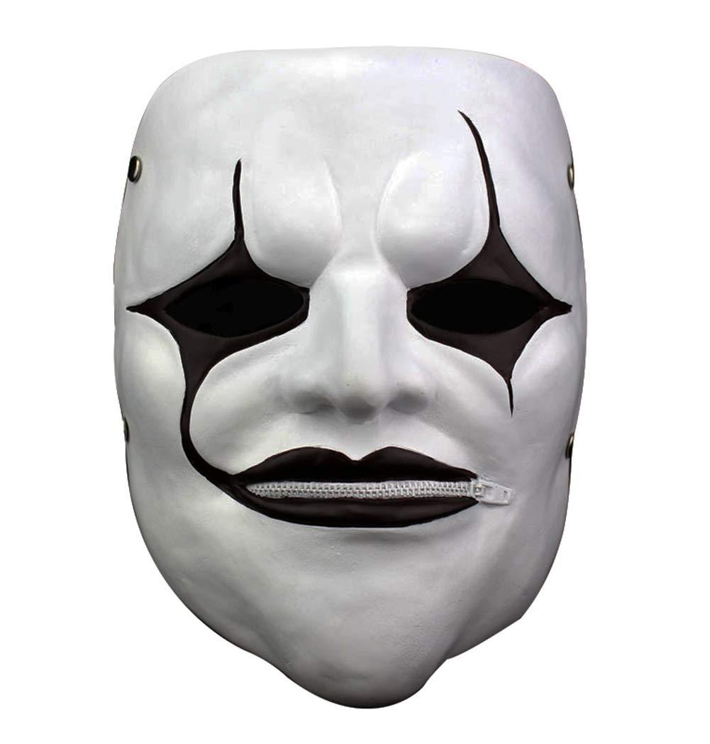 Gmasking 2015 Resin Joey Jim Root Cosplay Mask White