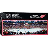 Masterpieces Detroit Red Wings 1000pc Panoramic P