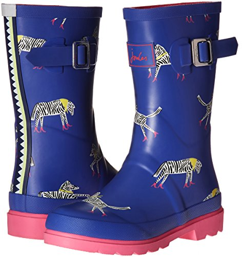 Pictures of Joules JNR Girls Welly Rain Boot (Toddler/ 4