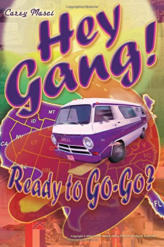 Read Online Hey Gang! Ready to Go-Go? pdf
