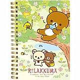 Rilakkuma, Korilakkuma Note book ( B6 Size ) Tree climbing NY99701 San-X