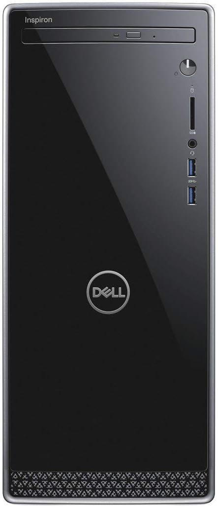 Latest_Dell Inspiron High Performance Desktop, 9th Generation Intel Core I5-9400 Processor, 8GB RAM, 512GB Solid State Drive, Wireless+Bluetooth, HDMI, Windows 10