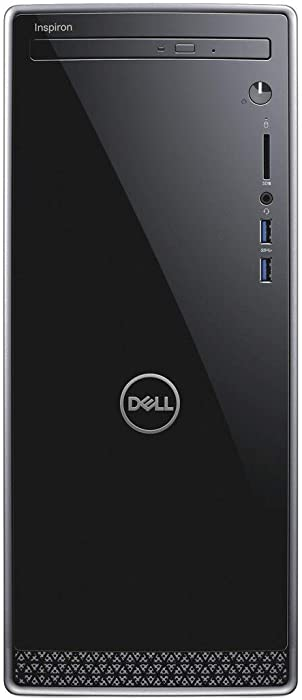 Latest_Dell Inspiron High Performance Desktop, 9th Generation Intel Core I5-9400 Processor, 8GB RAM, 512GB Solid State Drive, Wireless+Bluetooth, HDMI, Windows 10