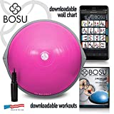 Bosu Balance Trainer, 65cm The Original - Pink/Gray