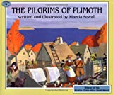 img - for The Pilgrims of Plimoth (Aladdin Picture Books) book / textbook / text book