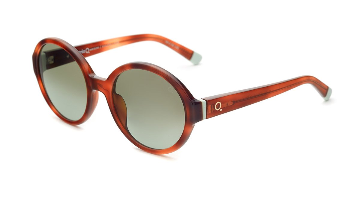 Sunglasses etnia Barcelona Boqueria hvgr Havana Green 100 ...