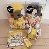 関ジャニ∞ 十五祭 GR8EST baby boy 錦戸亮 ぬいぐるみ 銀テープ