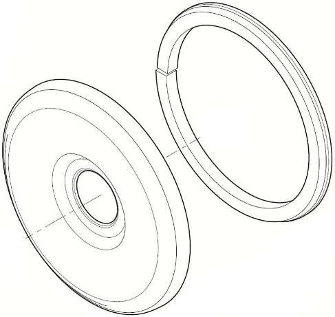 Pfister 960–821jパーツ