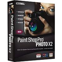 Corel Paint Shop Pro Photo X2 deutsch (CD-ROM)