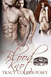Blood Knot: A Vampire Menage Urban Fantasy Romance (Blood Stone Book 1)