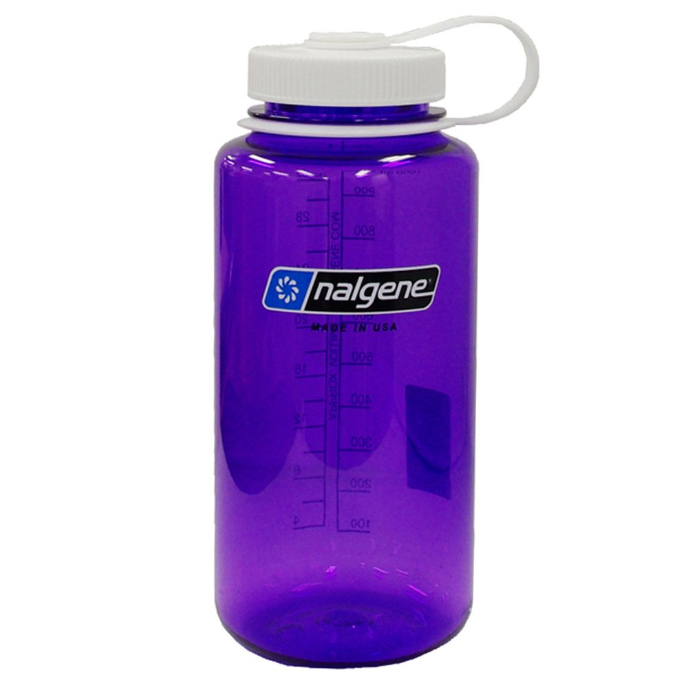 Nalgene 32-Ounce Wide Mouth, Purple