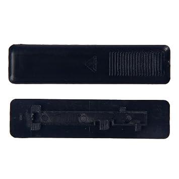 BAAQII 10pcs Reemplazo Barras de Techo Clip Tapa del Carril a Prueba de Polvo para Mazda 3 6: Amazon.es: Coche y moto