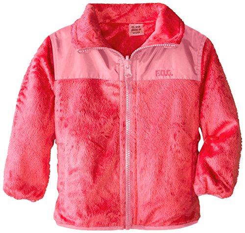 Fleece Reversible Coat - 6