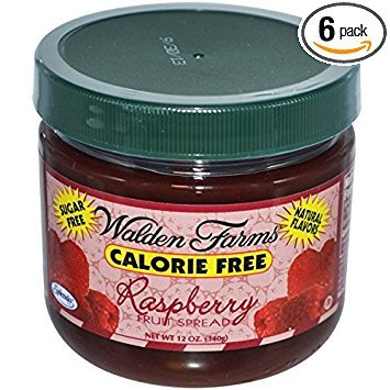 - Walden Farms Raspberry Fruit Spread, 12 Ounce - 6 per case