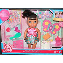 Baby Alive Butterfly Party Doll Brunette
