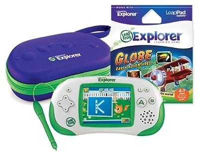 Leapfrog Leapster Explorer Grade School Globe-trotter Pack from Leapfrog