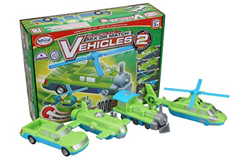 Popular Playthings Mix Match Vehicles product image