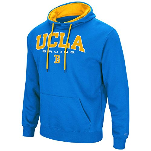 Men's Zone III UCLA Bruins Hoodie Pullover Sweatshirt (Large) - Ucla Football Rose Bowl