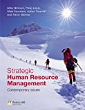img - for Strategic Human Resource Management: Contemporary Issues by Saunders Mark Millmore Mike Lewis Philip Thornhill Adrian Morrow Trevor (2007-06-30) Paperback book / textbook / text book