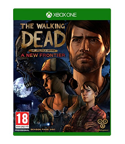 The Walking Dead - Telltale Series: The New Frontier (Xbox One) (Walking Dead Video Game Xbox One)