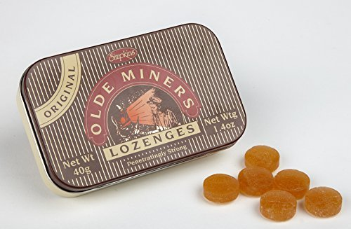 Simpkins Olde Miners Lozenges 40g Tin by (40g Tin)