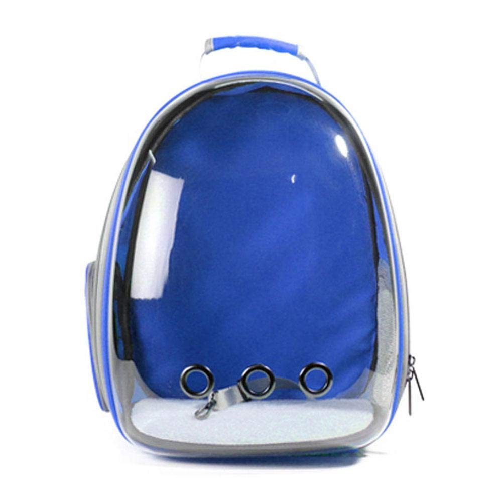 Amazon.com : Aolvo Transparent Pet Carrier Backpack for Cat Kitten Doggie Puppy, Waterproof Carrier Purse, Portable Bubble Carrying Backpack, ...