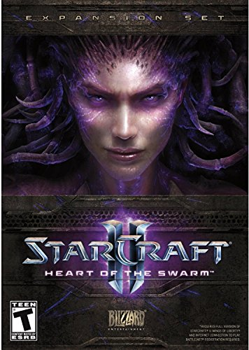 StarCraft II: Heart of the Swarm Expansion - Starcraft Edition