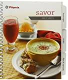 vitamix savor - VITAMIX Savor Recipes BOOK ONLY