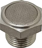 1/2 Male NPT, 27mm Hex, Exhaust Muffler pack of 3