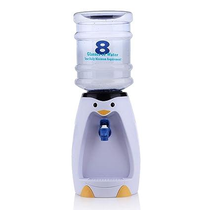 OUBORUI Dispensador de agua de escritorio con botella (2,5 L)