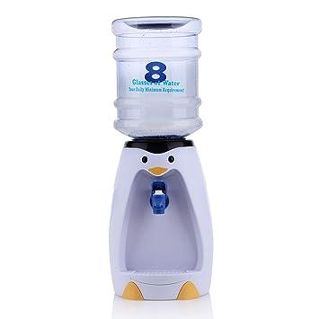 OUBORUI Dispensador de agua de escritorio con botella (2,5 L): Amazon.es: Hogar